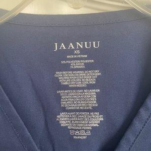 Jaanuu XS scrub top